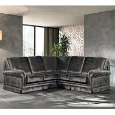 canapé fabriqué en canapé d angle en tissu de style baroque fait en italie maxim