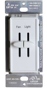 variable speed ceiling fan ceiling fan switch dual slide variable speed control light dimmer