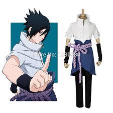 Naruto Halloween Costume Compare Prices Sasuke Halloween Costumes Shopping Buy