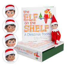 on the shelf on the shelf scout and christmas tradition box set