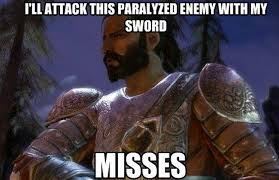 Rpg Memes - 25 hilarious rpg memes that are way too accurate