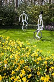 Largest Flower In The World Flowers In Keukenhof Park Netherlands Also Known As The Garden