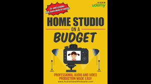 Home Video Studio by Amazing Course Build A Home Video Studio On Any Budget Youtube