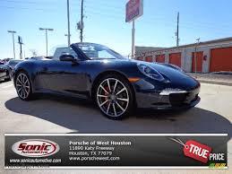 porsche dark blue metallic 2013 porsche 911 carrera s cabriolet in dark blue metallic