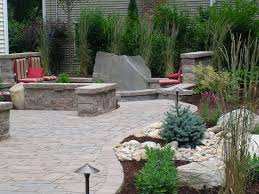 Paver Patio Cost Per Square Foot by Landscaping
