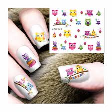online get cheap owl nails design aliexpress com alibaba group
