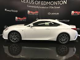 2017 lexus rc 200t pre owned 2017 lexus rc 350 demo unit f sport series 2 2 door