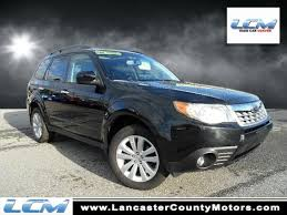 2012 Subaru Forester Interior Used 2012 Subaru Forester 2 5x Limited Auto 2 5x Limited