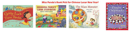 lunar new year books and culture books for children
