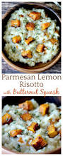 thanksgiving risotto recipe parmesan lemon risotto recipe with roasted butternut squash