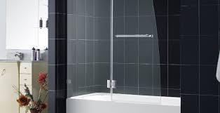 shower glass shower enclosure beside ceramic water closet below
