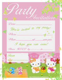 Invitation Card Hello Kitty Haydn U0027s Blog See Larger Image Invitation Cards Add To My