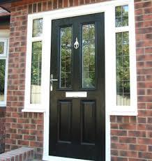 Cheap Exterior Doors Uk Composite Upvc Entrance Doors In K Glazing