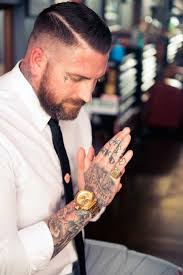 90 face tattoos for men masculine design ideas
