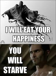 Teen Wolf Meme - 15 hilarious memes and jokes only teen wolf fans will understand