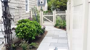 landscaping property maintenance snow plowing planting and