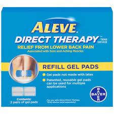 amazon com aleve direct therapy tens device health u0026 personal care