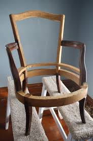 Chair Frames For Upholstery Anatomy Of An Antique Boudoir Chair A Photo Essay U2014 Good Bones