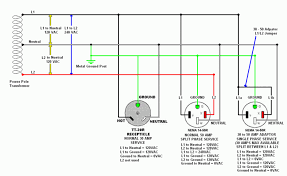 rv 50 amp wiring diagram