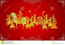 indian wedding card royalty free stock photography image 35047747