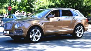 suv rolls royce meet the world u0027s fastest suv the bentley bentayga video luxury
