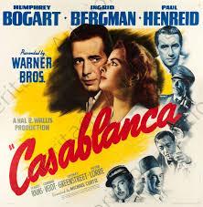 rare casablanca six sheet poster up for auction art auctions