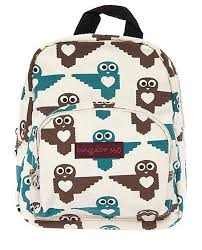 bungalow360 womens canvas backpack owl walmart com