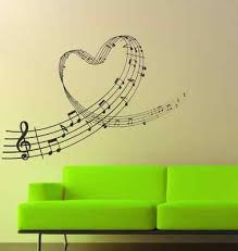 Music Note Wall Decor Best 25 Music Wall Decor Ideas On Pinterest Decorative Wall