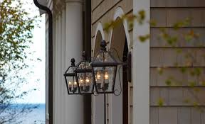 Exterior Light Fixtures Story Shingle Style Exterior Lighting Project Brass Light Gallery