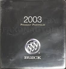 2003 aztek u0026 rendezvous repair shop manual original 2 volume set