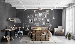 industrial chic bedroom ideas industrial chic bedroom remodel interior planning house ideas