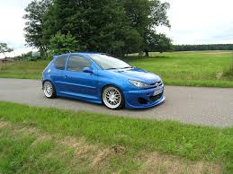 peugeot 206 tuning peugeot 206 gt photos peugeot pinterest peugeot sedans and cars