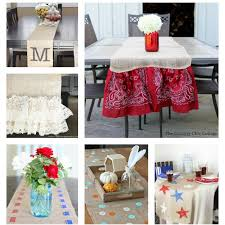 diy table runner ideas burlap table runners the country chic cottage