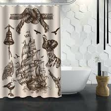 Western Fabric For Curtains Custom Shower Curtains Custom Shower Curtain Liners With Colorful