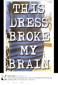 Dress Meme - the dress that divided the internet is blue and black daily mail