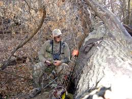 Bow Hunting From Ground Blind Trad Gang Com Natural Ground Blind Pics Anyone