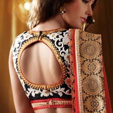 blouse back neck designs beautiful blouse designs