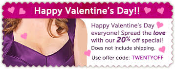 a beautiful décolletage for valentines day silcskin blog