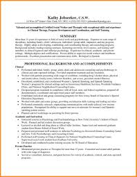 Social Work Sample Resume 100 Social Worker Resumes Resume Example For Youth Resume