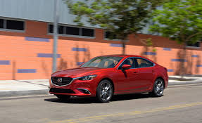 2017 mazda 6 sedan pictures photo gallery car and driver