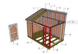 lean to shed next plans build a 8 8 simple 12 16 cabin floor plan 8x12 lean to shed roof plans howtospecialist how to build step