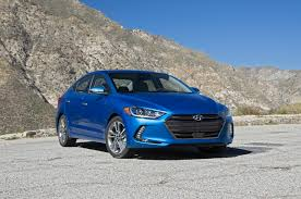 2017 hyundai elantra first test review motor trend