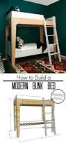 Free Diy Bunk Bed Plans by 2x4 Bunk Bed Simple Diy Bunk Bed And Bunk Bed Plans