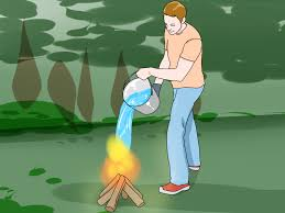 3 ways to fight a forest fire wikihow