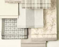 Cotton Roller Blinds Roman Shades Etsy