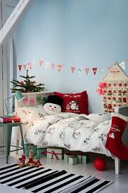 390 best christmas bedrooms images on pinterest christmas