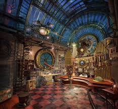 Schlafzimmer Interior Design Steampunk Interior Design Style And Decorating Ideas Kempten