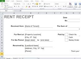 Excel Rental Template Where Can You Find The Best Excel Word Rental Receipt Templates