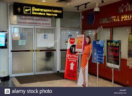 entrance glass door glass door entrance to international departure gates hat yai