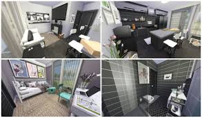 4 small modern house dinha